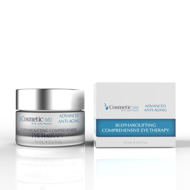 Cosmetic MD Enhanced Blepharolifting Comprehensive Eye Therapy